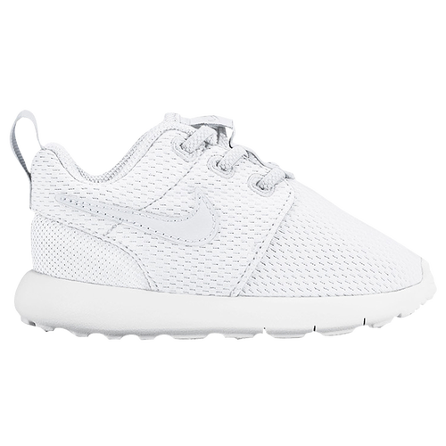 a5687b9bdf7e4 Nike Roshe One - Boys  Toddler - Running - Shoes - White White Wolf Grey