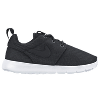 Nike Roshe One - Boys' Preschool - Black / White