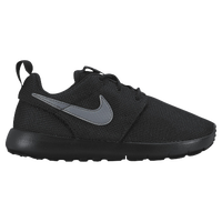 Nike Roshe One - Boys' Preschool - Black / Grey