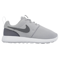 Nike Roshe One - Boys' Preschool - Grey / White