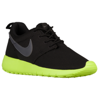 factory authentic b455a a4ddc Nike Roshe One Boys  Toddler Running Shoes Black Black Black