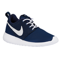 Nike Roshe One - Boys' Preschool - Navy / White