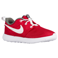 Nike Roshe One - Boys' Preschool - Red / White