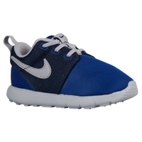 Nike Roshe One - Boys' Toddler - Navy / Grey