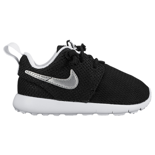 Nike Roshe One - Boys' Toddler - Black / White