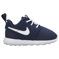 Nike Roshe One - Boys' Toddler - Navy / White
