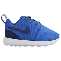 Nike Roshe One - Boys' Toddler - Light Blue / Navy