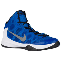 Nike Zoom Without A Doubt - Men's - Blue / White