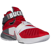 Nike Zoom Soldier IX - Men's -  LeBron James - Red / Silver