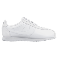 Nike Cortez 07 - Boys' Preschool - White / Grey