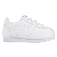 Nike Cortez - Girls' Toddler - All White / White