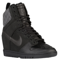 Nike Dunk Sky Hi Sneakerboot 2.0 - Women's - Black / Grey