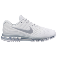 Nike Air Max 2017 - Men's - White / Navy