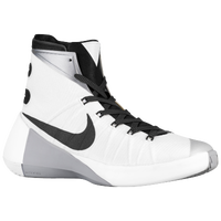 Nike Hyperdunk 2015 - Men's - White / Grey