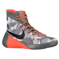 Nike Hyperdunk 2015 - Men's - Grey / Black