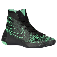 Nike Hyperdunk 2015 - Men's - Black / Light Green