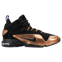 Nike Zoom Penny VI - Men's - Black / Gold