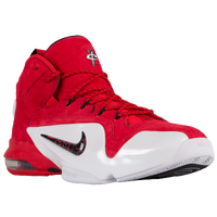Nike Zoom Penny VI - Men's - Red / White