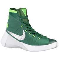 Nike Hyperdunk 2015 - Men's - Dark Green / Light Green