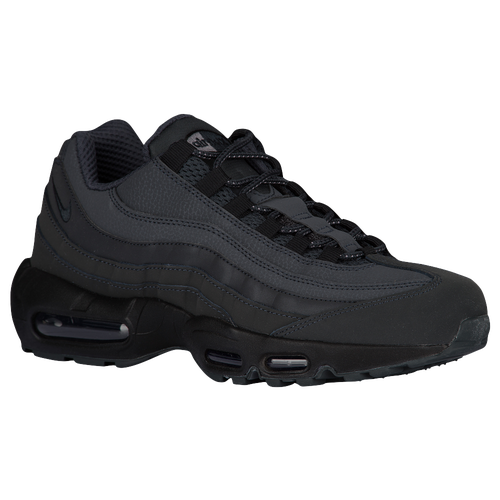 Nike Air Max 95 - Men\u0026#39;s - Grey / Black