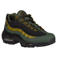 Nike Air Max 95 - Men's - Olive Green / Black