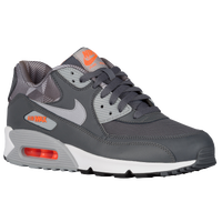 Nike Air Max 90 - Men's - Grey / White