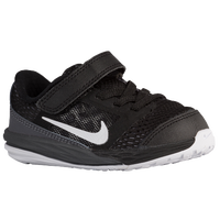 Nike Tri Fusion Run - Boys' Toddler - Black / Grey