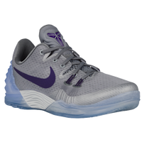 Nike Kobe Venomenon 5 - Men's -  Kobe Bryant - Grey / Purple