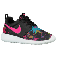 Nike Roshe One - Women's - Black / Pink