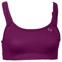 Moving Comfort Fiona Sport Bra - Women's - Purple / Purple