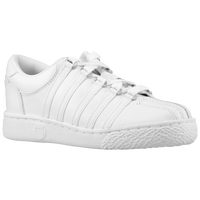 K-Swiss Classic Leather - Boys' Preschool - All White / White