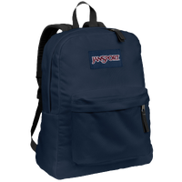 JanSport Superbreak Backpack - Navy / Black