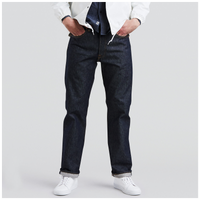 Levi's 501 Original Fit Jeans - Men's - Navy / Blue