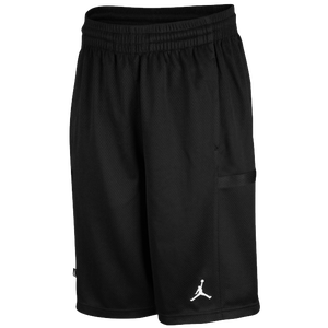 Jordan Bankroll Short - Boys' Grade School - Black/Black/White