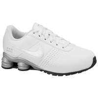 Nike Shox Deliver - Boys' Preschool - White / Silver