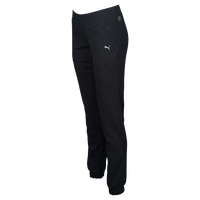 PUMA ST Yogini Bottom - Women's - All Black / Black
