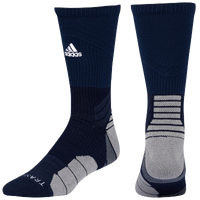 adidas Traxion Menace Crew - Men's - Navy / Grey