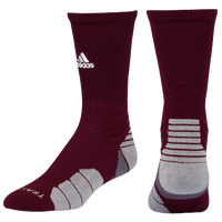adidas Traxion Menace Crew - Men's - Maroon / Grey