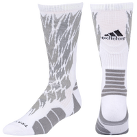 adidas Traxion Impact Shockweb Crew - Men's - White / Grey