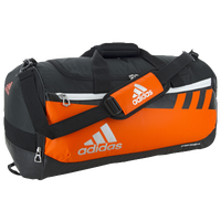 adidas Team Issue Medium Duffel - Orange / Black