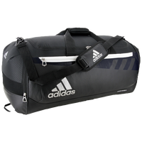 adidas Team Issue Large Duffel - Black / Grey