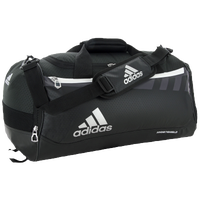 adidas Team Issue Small Duffel - Black / White