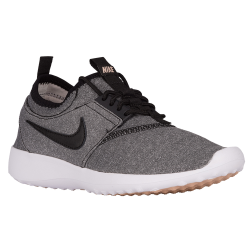 nike juvenate women 39 s running shoes black beige white. Black Bedroom Furniture Sets. Home Design Ideas