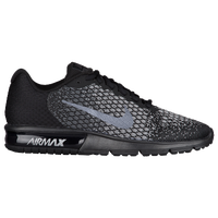Nike Air Max Sequent 2 Men's Black Grey