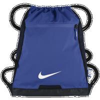 5318e97bdbef Nike Alpha Adapt Gymsack - Blue   Black
