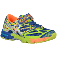 ASICS� Gel-Noosa Tri 10 - Boys' Preschool - Light Green / Orange