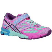 ASICS� GEL-Noosa Tri 10 - Girls' Preschool - Light Blue / Purple