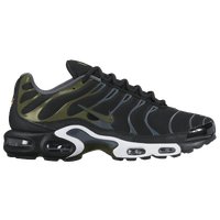 reputable site e7228 2f05e Nike Air Max Plus - Men's - Black / Olive Green