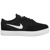 Nike SB Check - Boys' Preschool - Black / White