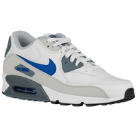 Nike Air Max 90 - Men's - White / Grey